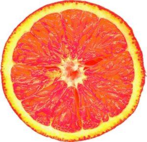Orange rouge - David Noir